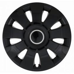 Комплект колпаков Jestic 13 AURA RING BLACK (4 шт)