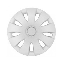Комплект колпаков Jestic 13 AURA RING WHITE (4 шт)