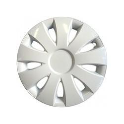 Комплект колпаков Jestic 13 AURA WHITE (4 шт)