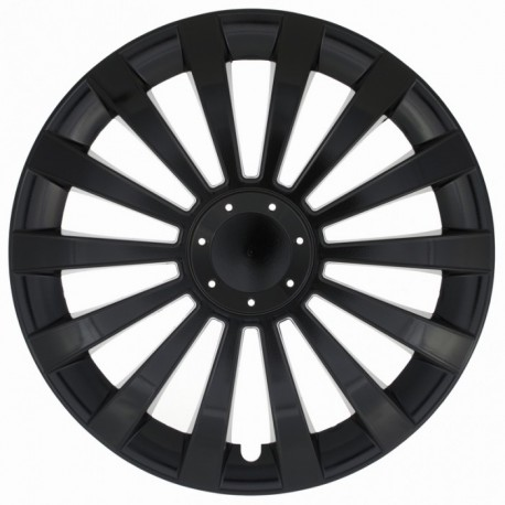 Комплект колпаков Jestic 13 MEREDIAN BLACK (4 шт)