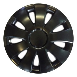 Комплект колпаков Jestic 14 AURA BLACK (4 шт)