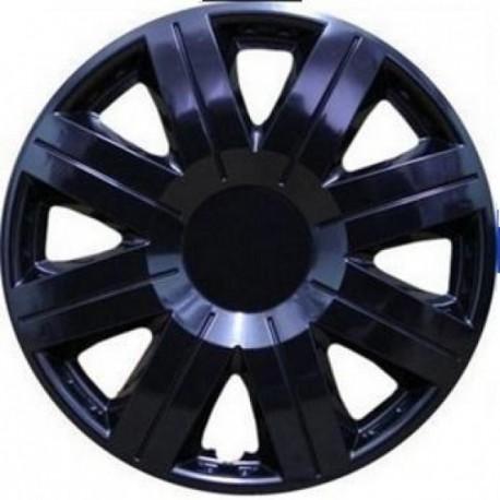 Комплект колпаков Jestic 14 COSMOS BLACK (4 шт)