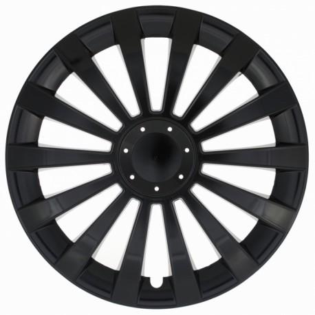 Комплект колпаков Jestic 14 MERIDIAN BLACK (4 шт)
