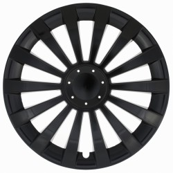 Комплект колпаков Jestic 15 MERIDIAN BLACK (4 шт)