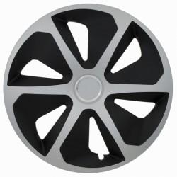 Комплект колпаков Jestic 15 ROCO MIX (4 шт)