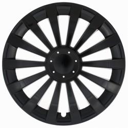 Комплект колпаков Jestic 16 MEREDIAN BLACK (4 шт)