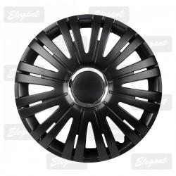 Колпак ELEGANT 15 ACTIVE RC black (4 шт.)